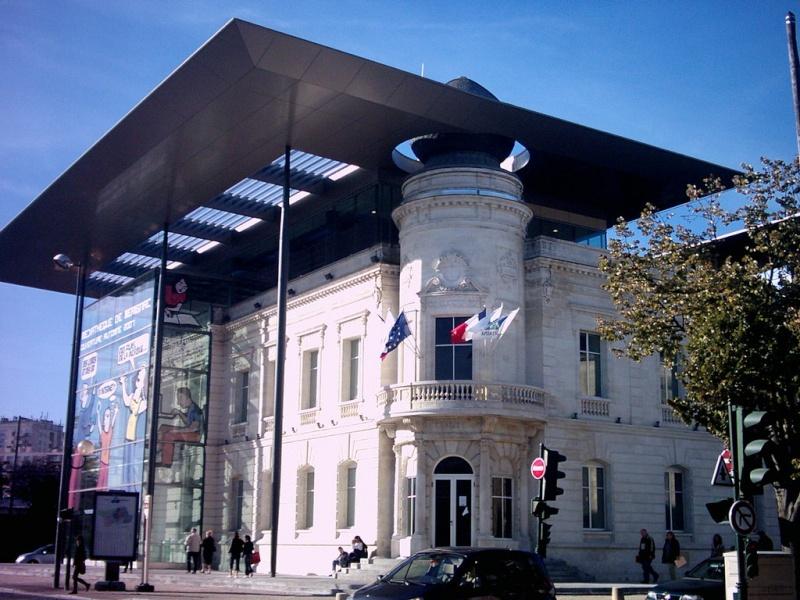 Mérignac, banlieue de Bordeaux Merign11