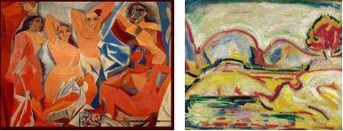 Art moderne (début XXème)