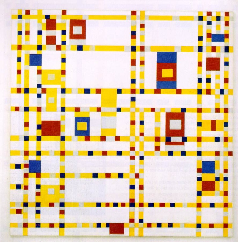 La peinture moderne - Maurice Raynal - 1953 - SKIRA Mondri10
