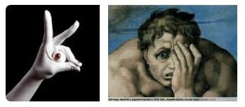 Juxtapositions oulipiennes d'images - Poésie des contrastes Monoei10