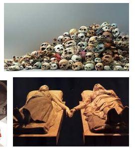 Juxtapositions oulipiennes d'images - Poésie des contrastes Mort10