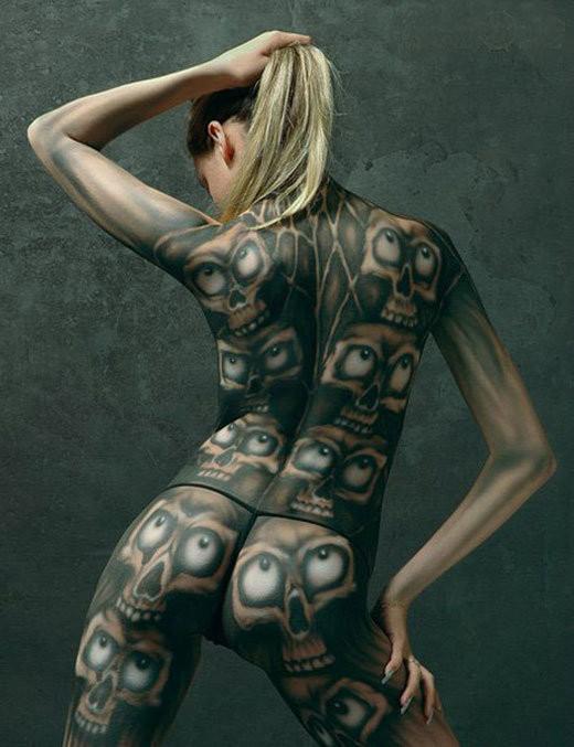 Femmes peintes Mortfe10