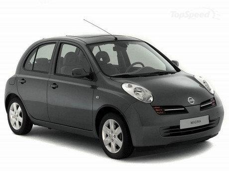 Nissan Micra, était-ce une New Catch? Nissan10