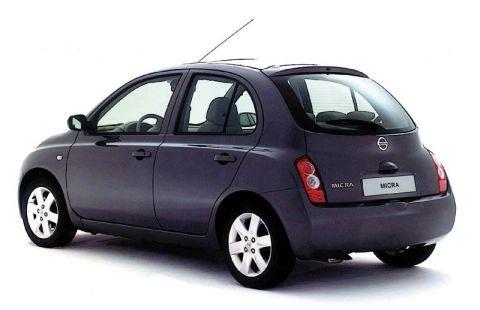 Nissan Micra, était-ce une New Catch? Nissan11