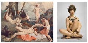 Juxtapositions oulipiennes d'images - Poésie des contrastes Nu11