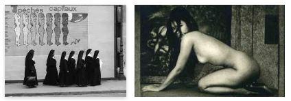 Juxtapositions oulipiennes d'images - Poésie des contrastes Pachas10