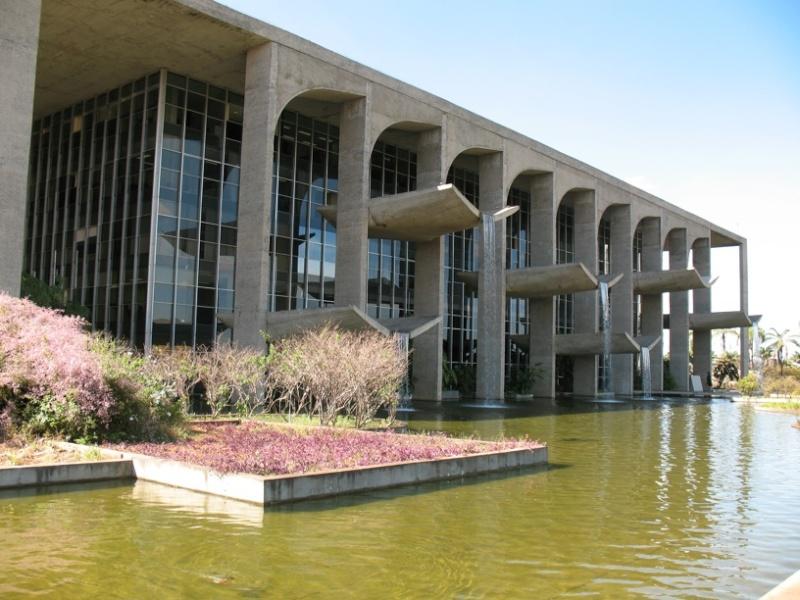 Décès d'Oscar Niemeyer Palais10
