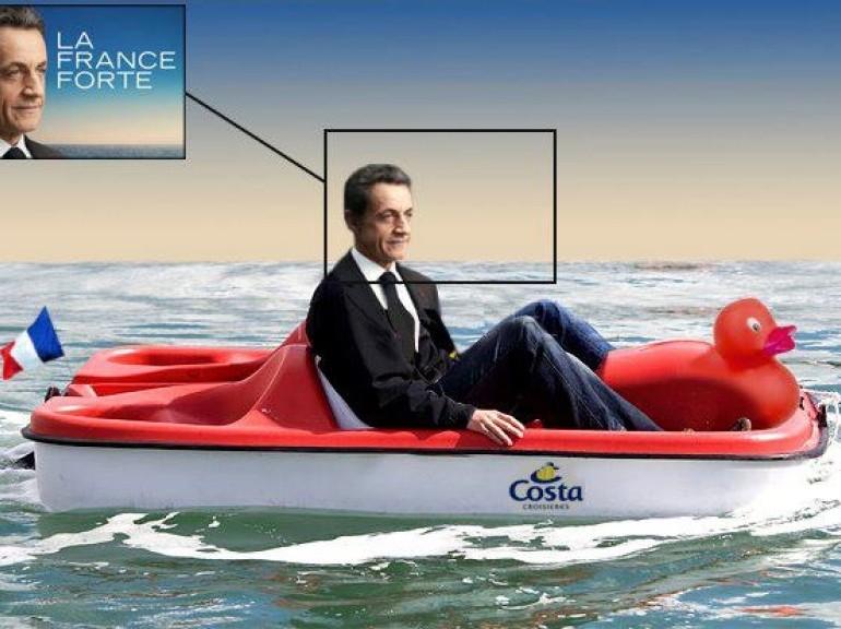 La France forte... le retour Pedalo10