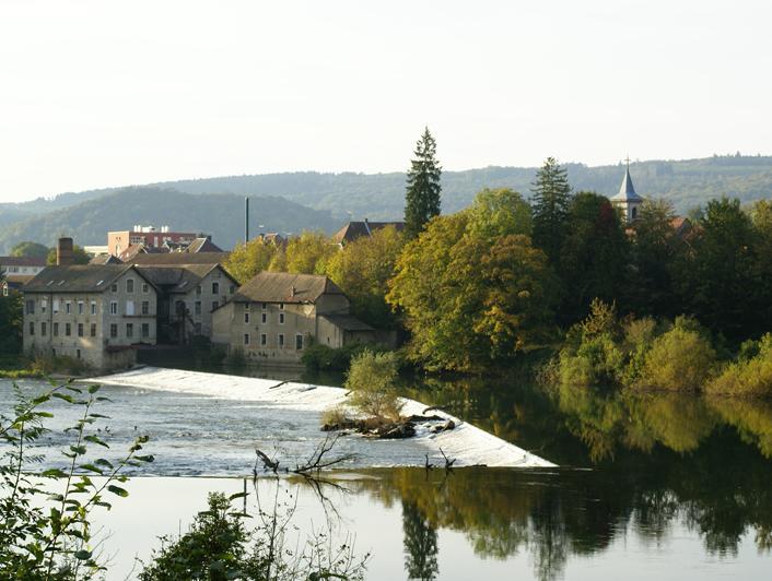Baume les Dames en Franche Comté Ph25_b10