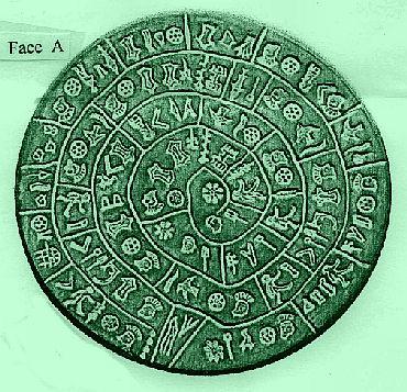 Spirales éclectiques Phaist10