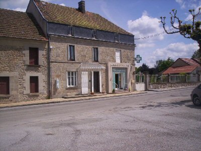 Mardi 27 décembre 2011 - Mon nom est Personne - entre St Georges la Pouge et St Sulpice les champs Pharma10