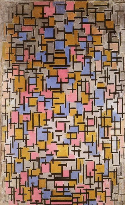 La peinture moderne - Maurice Raynal - 1953 - SKIRA Piet-m10