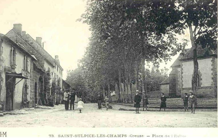 Mardi 27 décembre 2011 - Mon nom est Personne - entre St Georges la Pouge et St Sulpice les champs Place_10