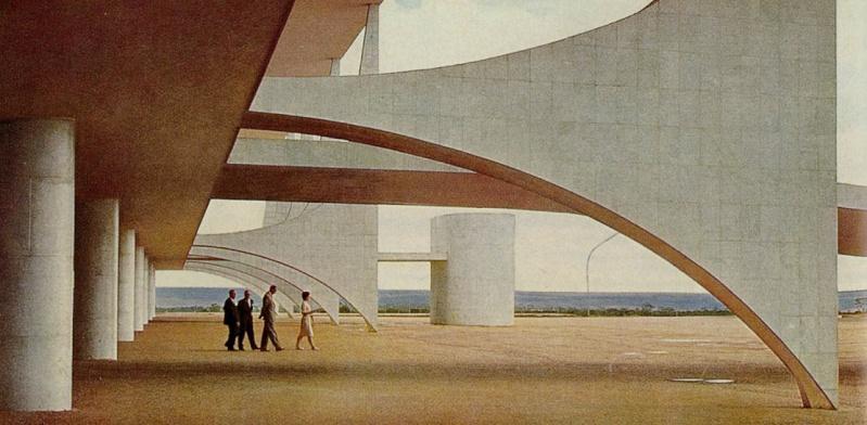 Décès d'Oscar Niemeyer Planal10
