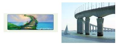 Juxtapositions oulipiennes d'images - Poésie des contrastes Pontda10