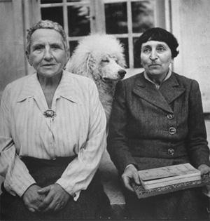 Gertrude Stein Portra15