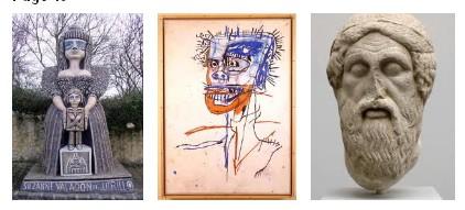 Juxtapositions oulipiennes d'images - Poésie des contrastes Portra24