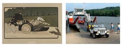 Juxtapositions oulipiennes d'images - Poésie des contrastes Poursu10