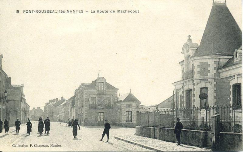 Machecoul vers Nantes chez Gilles de Rais Prou0310