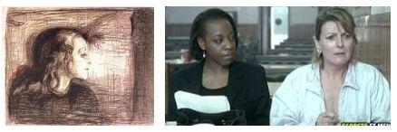 Juxtapositions oulipiennes d'images - Poésie des contrastes Regard12