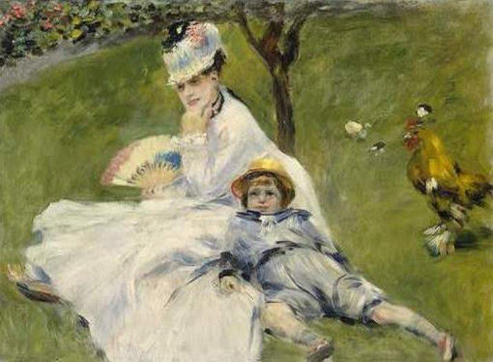 Monet par Pascal Bonafoux Renoir10