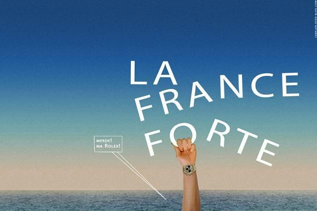 La France forte... le retour Rolex10