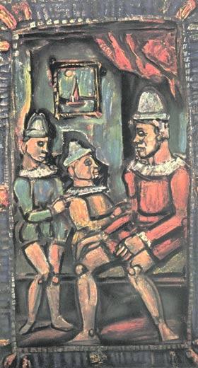 La peinture moderne - Maurice Raynal - 1953 - SKIRA Rouaul10