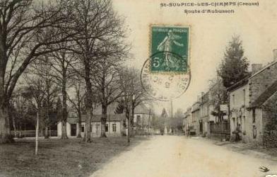 Mardi 27 décembre 2011 - Mon nom est Personne - entre St Georges la Pouge et St Sulpice les champs Route_10