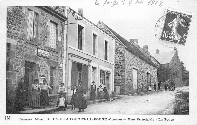 Mardi 27 décembre 2011 - Mon nom est Personne - entre St Georges la Pouge et St Sulpice les champs Rue_pr10