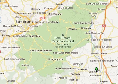 St Cyr - Ardèche Saintc10