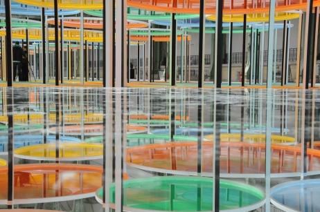 Daniel Buren - Monumenta 2012 - Grand Palais Sandri10