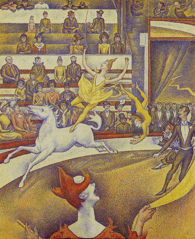 La peinture moderne - Maurice Raynal - 1953 - SKIRA Seurat13