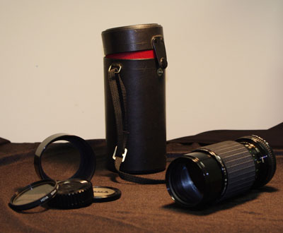 Premier reflex Olympus OM10 Sigma_10