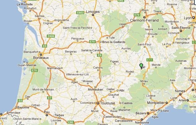 Saint Geniez d'Olt (Aveyron) visité sur le Web Stgeni12