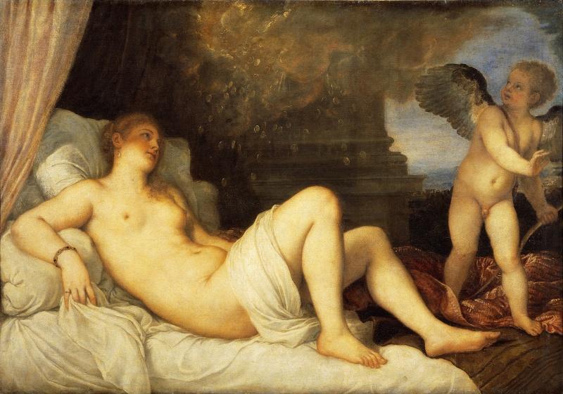 Recherche web sur les nus allongés Titien11