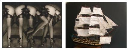 Juxtapositions oulipiennes d'images - Poésie des contrastes Toutes10