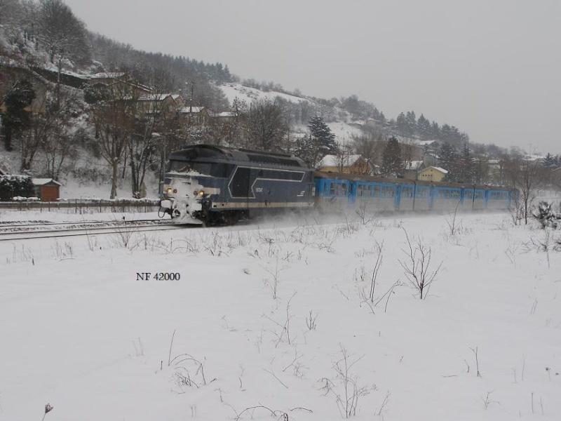 La Fouillouse près de St Etienne, et le chocolat Train_10