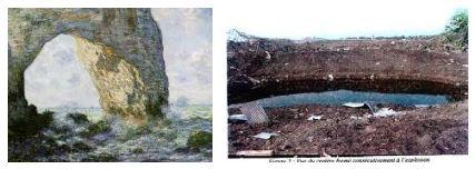 Juxtapositions oulipiennes d'images - Poésie des contrastes Trous10