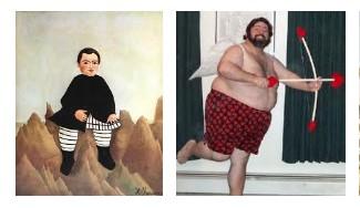Juxtapositions oulipiennes d'images - Poésie des contrastes Ugly10