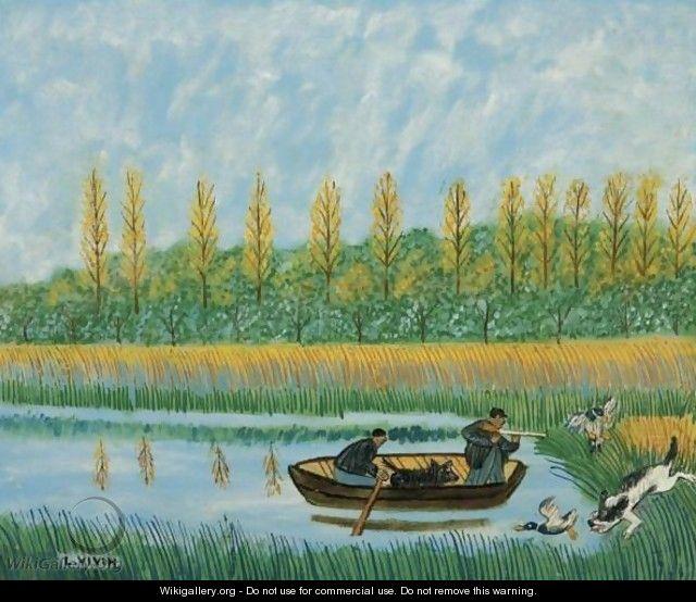 Louis Vivin (1861, 1936) Vivin_11