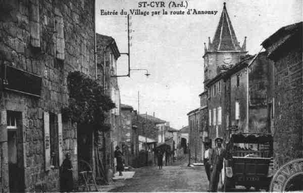 St Cyr - Ardèche Week-e10