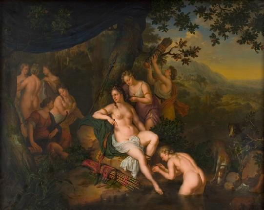 la plus belle peinture hollandaise de femme nue Willem12