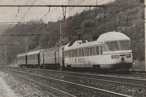 Samedi 15 octobre 2011 - en 1971 252km/h avec un TurboTrain Zebulo10