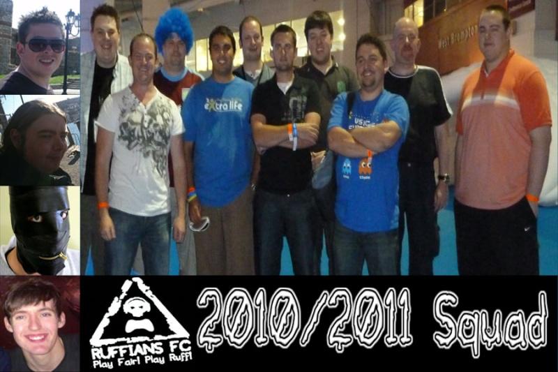 RuffiansFC 2010/11 Season Team Photo Ruffia19