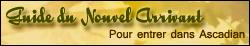 Guide du Nouvel Arrivant
