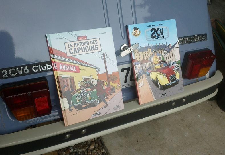 Deux nouvelles BD aux éditions Paquet... Bda10