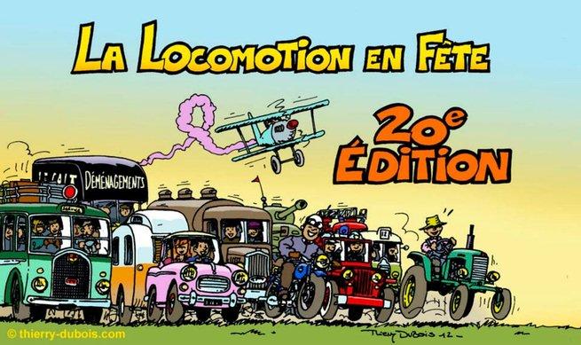 20ème locomotion... Locomo11