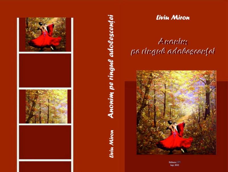 """Lansare """"Anonim pe ringul adolescenţei"""" de Liviu MIRON şi """"Reflecţii"""" de Vasilica Ilie-08 dec 2012 Anonim11"""