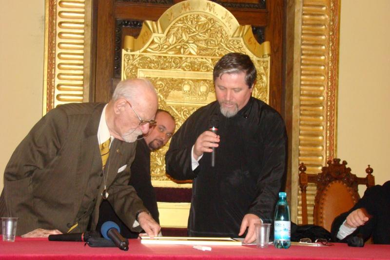 """Conferință acad. Constantin Bălăceanu Stolnici, Iași -02.03.2012-""""Simbolistica în opera lui Constantin  Brâncuși"""" Balace16"""