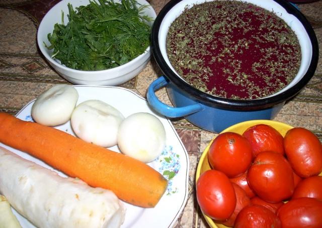 Ciorbe,supe, borsuri de legume si cu carne Bors_011